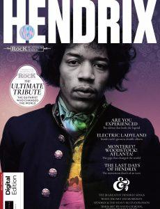 Classic Rock Special Jimi Hendrix – Issue 25, 2021
