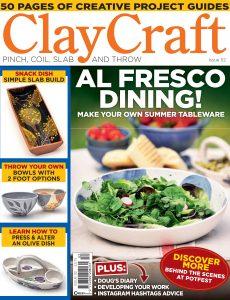 ClayCraft – Issue 52 – June 2021