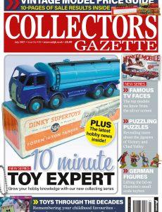 Collectors Gazette – Issue 448 – July 2021