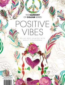 Colouring Book Positive Vibes – April 2021