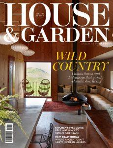 Condé Nast House & Garden – June-July 2021
