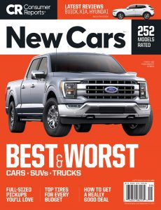 Consumer Reports New Cars – September 2021