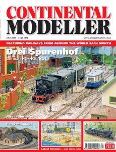 Continental Modeller – Volume 43 No 7 – July 2021