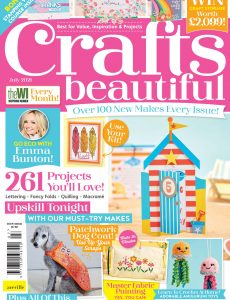 Crafts Beautiful – Issue 360 – July 2021