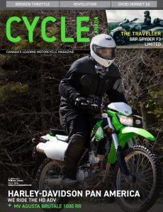 Cycle Canada – Volume 51 No 5 – June 2021