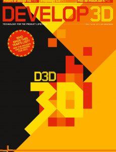 DEVELOP3D Magazine – June-July 2021