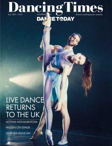 Dancing Times – July 2021