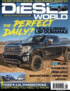 Diesel World – August 2021
