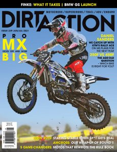 Dirt Action – Issue 239 – June-July 2021