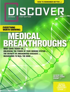 Discover – July-August 2021