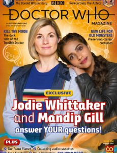 Doctor Who Magazine – Issue 566 – August 2021