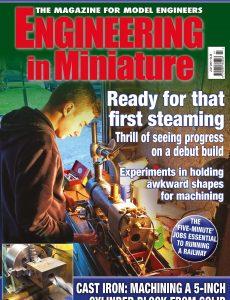 Engineering In Miniature – July 2021
