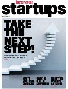 Entrepreneur's Startups – Summer 2021
