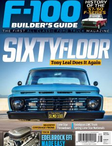 F100 Builder's Guide – Fall 2021