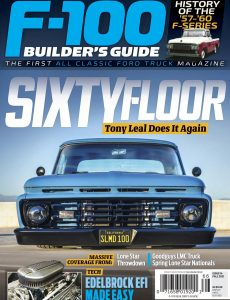 F100 Builders Guide Magazine – Fall 2021