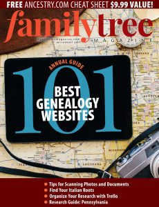 Family Tree USA – July-August 2021