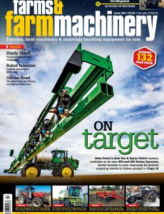 Farms and Farm Machinery – June 2021