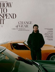 Financial Times How to Spend It – June 5, 2021