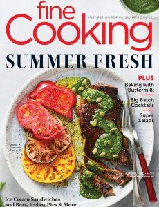 Fine Cooking – June-July 2021