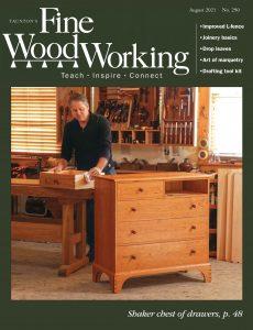 Fine Woodworking – August 2021