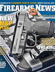 Firearms News – Vol 75, Issue 12, 2021