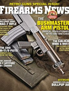 Firearms News – Volume 75, Issue 13, 2021