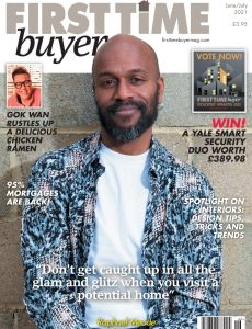 First Time Buyer – June-July 2021