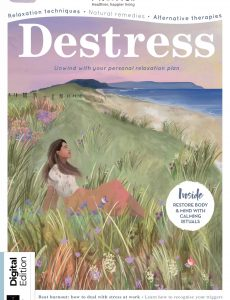 Fit&Well Ultimate Destress Plan – Issue 08, 2021