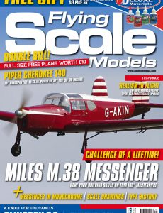 Flying Scale Models – Issue 260 – July 2021
