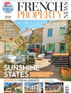 French Property News – July 2021