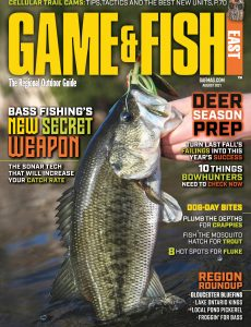 Game & Fish East – August 2021