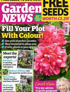 Garden News – 08 June 2021