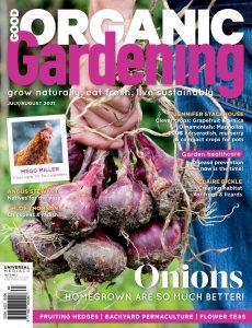 Good Organic Gardening – July-August 2021