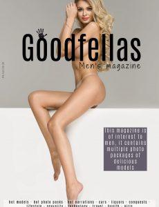 Goodfellas Men's Magazine – August 2020