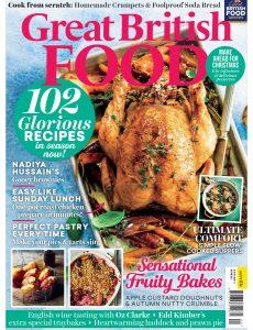 Great British Food – Issue 112 – Autumn 2020