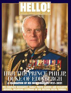 HELLO! Special Collectors' Edition – HRH The Prince Philip, Duke of Edinburgh – May 2021