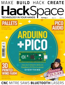 HackSpace – July 2021