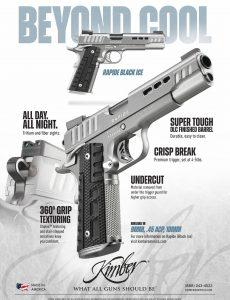 Handguns – August-September 2021