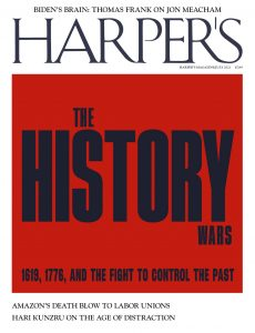 Harper's Magazine – July 2021