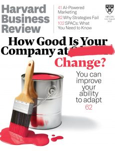 Harvard Business Review USA – July-August 2021