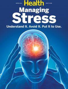 Health Managing Stress – 24 May 2021