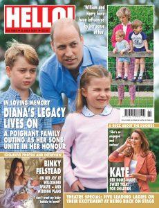 Hello! Magazine UK – 05 July 2021