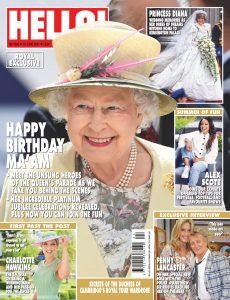 Hello! Magazine UK – 14 June 2021