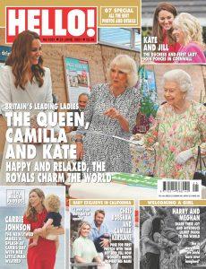 Hello! Magazine UK – 21 June 2021