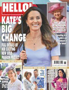 Hello! Magazine UK – Issue 1692 – 28 June 2021
