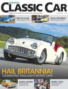 Hemmings Classic Car – August 2021