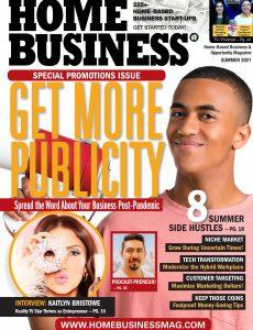 Home Business Magazine – Summer 2021