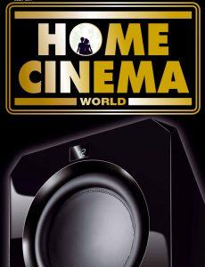 Home Cinema World – No 1 2021