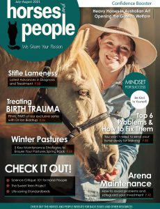 Horses and People – July-August 2021