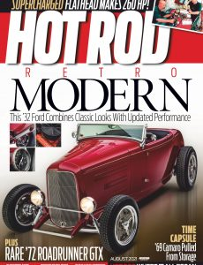 Hot Rod – August 2021